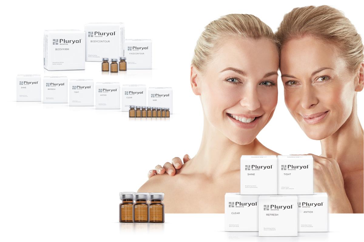 Pluryal Mesoline mezoterapija - MD Beauty Mikodental - Regeneracija, remodelovanje, regulacija