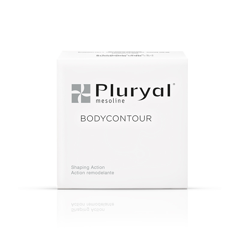 Pluryal Mesoline Body Contour Mezoterapija - MD Beauty Mikodental - Za Sređivanje Sitnih Linija, Bora, Ožiljka I Redefiniše Oblik Lica I Tela