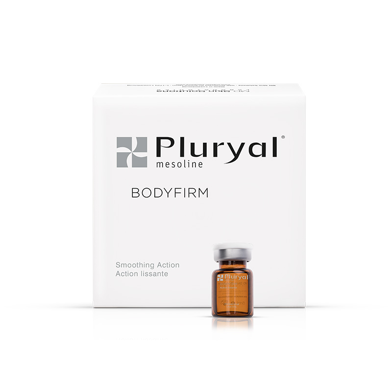 Pluryal Mesoline Bodyfirm Mezoterapija - MD Beauty Mikodental - Zatezanje kože