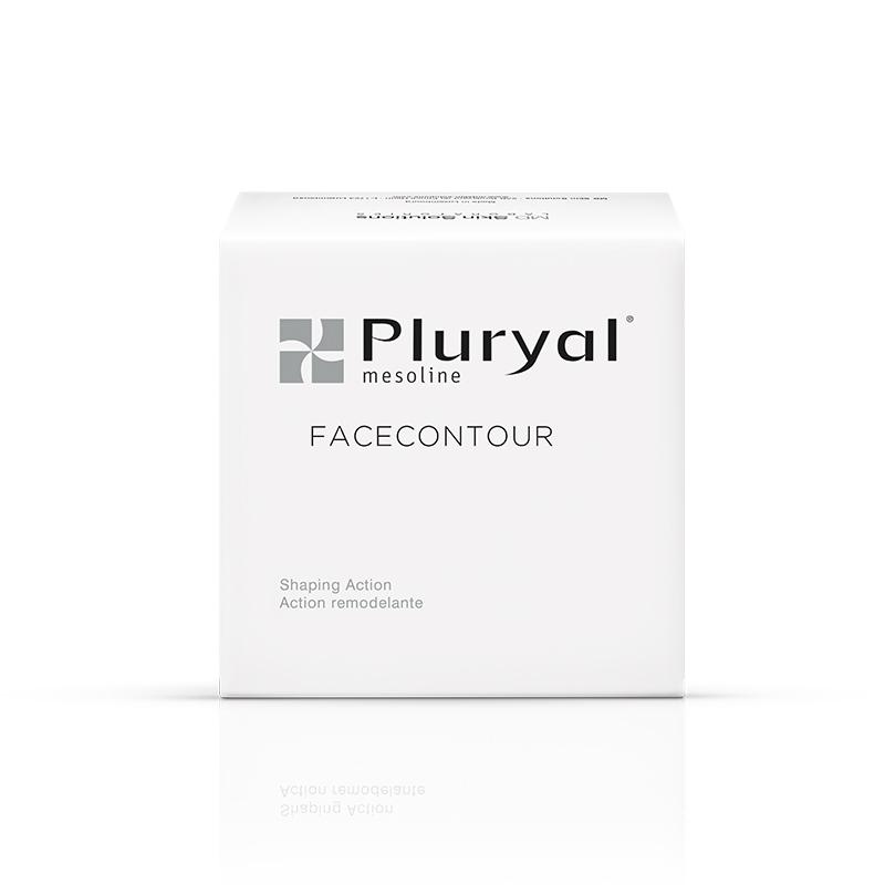 Pluryal Mesoline Facecontour Mezoterapija - MD Beauty Mikodental - Protiv starenja