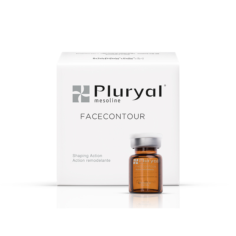 Pluryal Mesoline Facecontour Mezoterapija - MD Beauty Mikodental - Protiv starenja