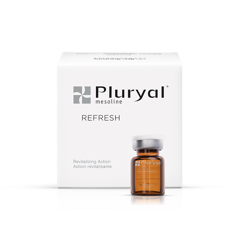 Pluryal Mesoline Refresh Mezoterapija - MD Beauty Mikodental - Protiv starenja