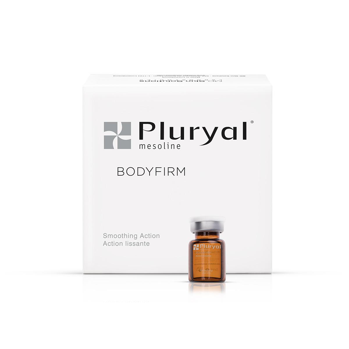 Pluryal Mesoline Bodyfirm Mezoterapija - MD Beauty Mikodental - Zatezanje kože