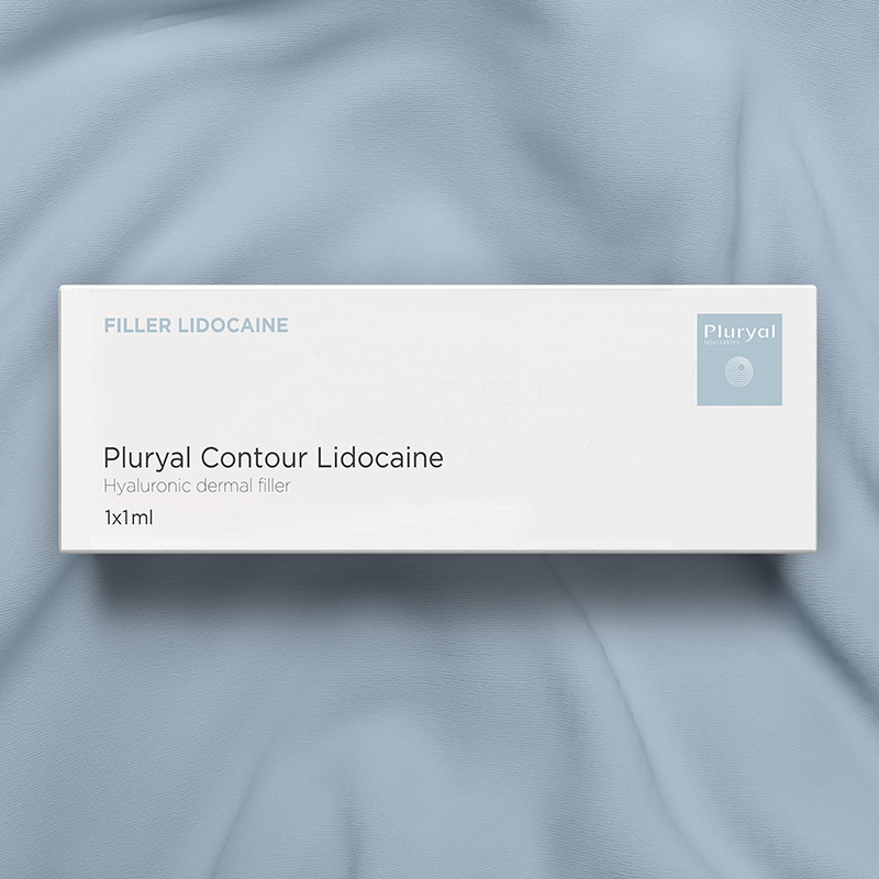 Pluryal Contour Lidocaine MD Beauty Hijaluron - Mikodental, Dermalni filer